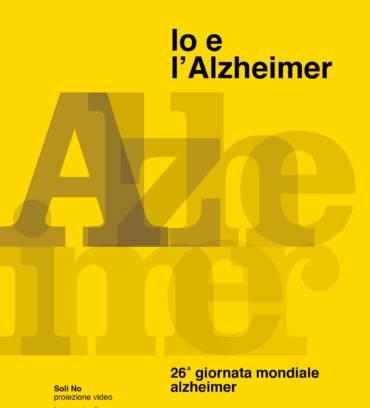 """Giovedì 3 ottobre, """"Io e l'Alzheimer"""" un convegno sul tema"""