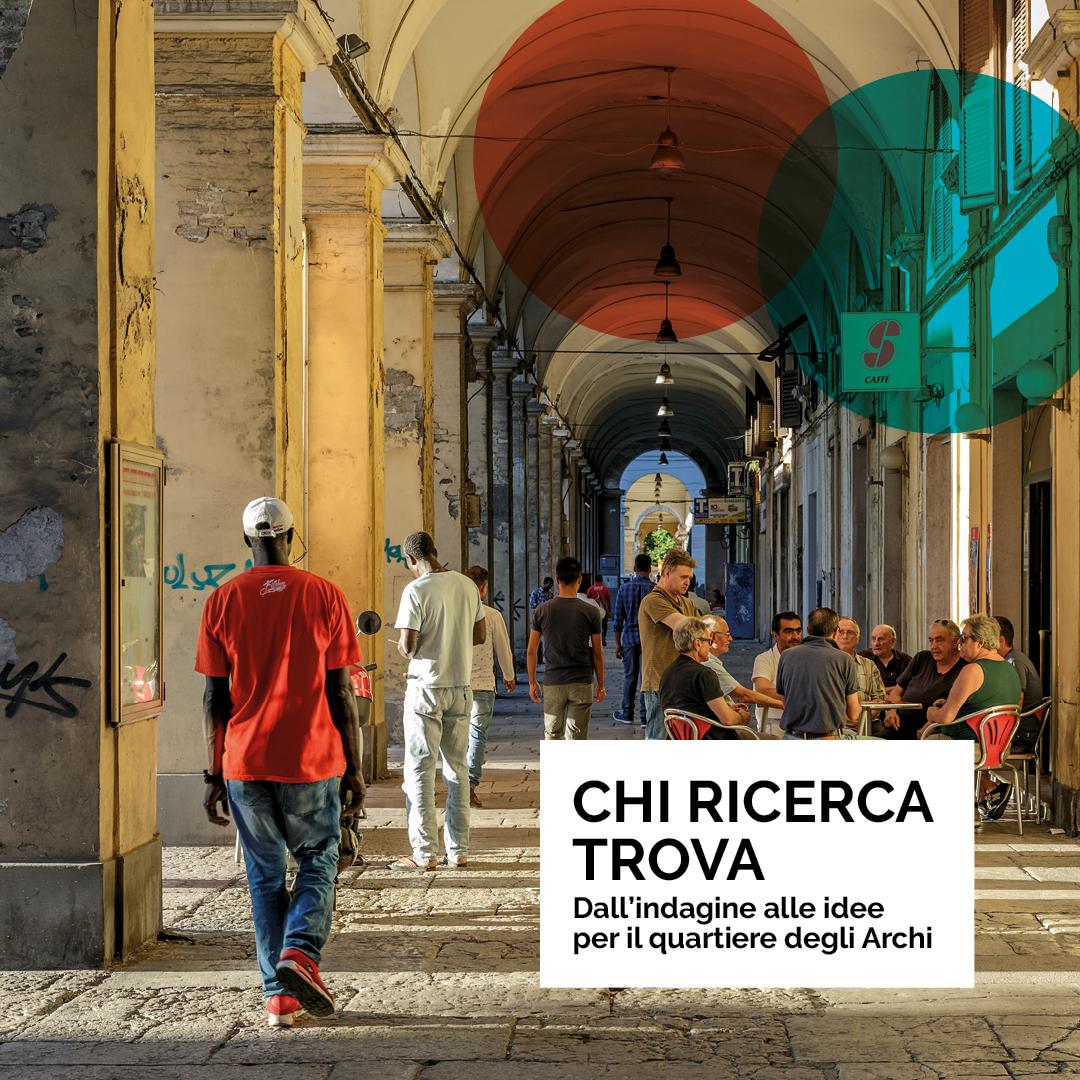 Chi ricerca trova, evento al quartiere Archi di Ancona